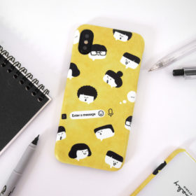Text Messaging iPhone case